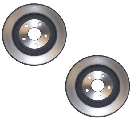 Front Rotors SRT8 Grand Cherokee 2005-2010