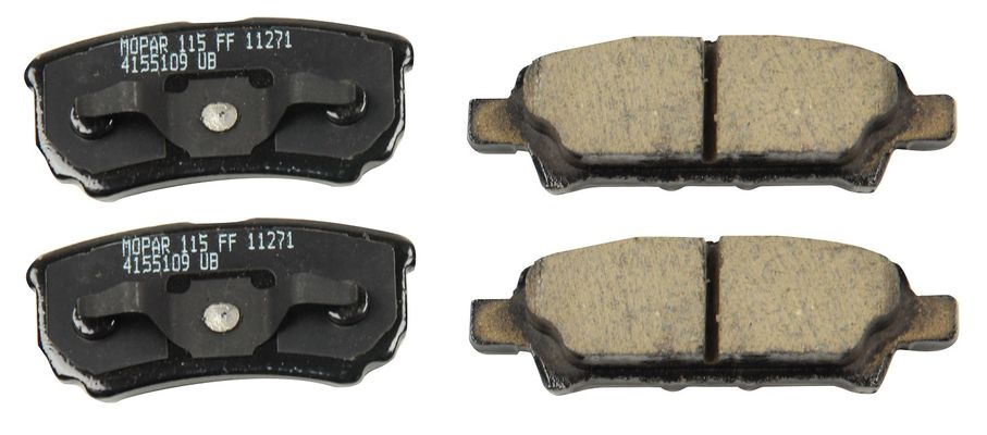 2007-2017 MK Compass & Patriot Rear Brake Pads