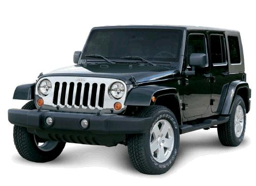 '07-'18 Jeep Wrangler Accessories by Mopar