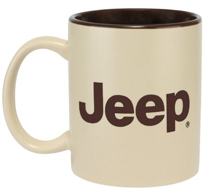 11oz  Jeep Two Tone Mug