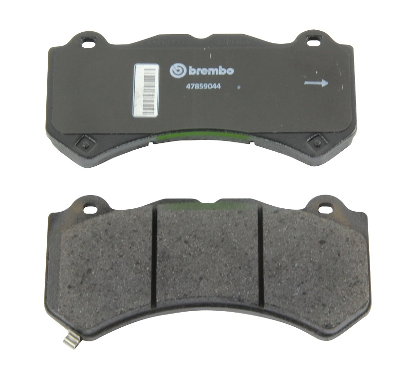 Mopar SRT8 Front Brembo Brake Pads for 2012-2020 Grand Cherokee WK2