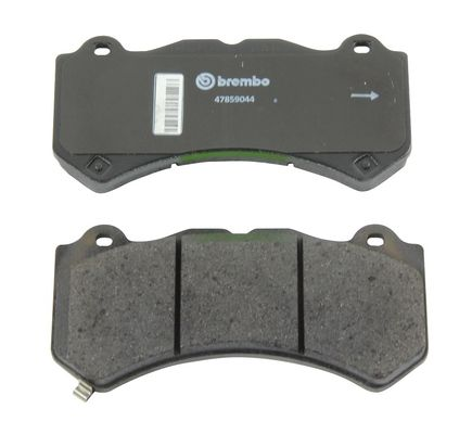 Mopar SRT8 Front Brembo Brake Pads for 2012-2019 Grand Cherokee WK2