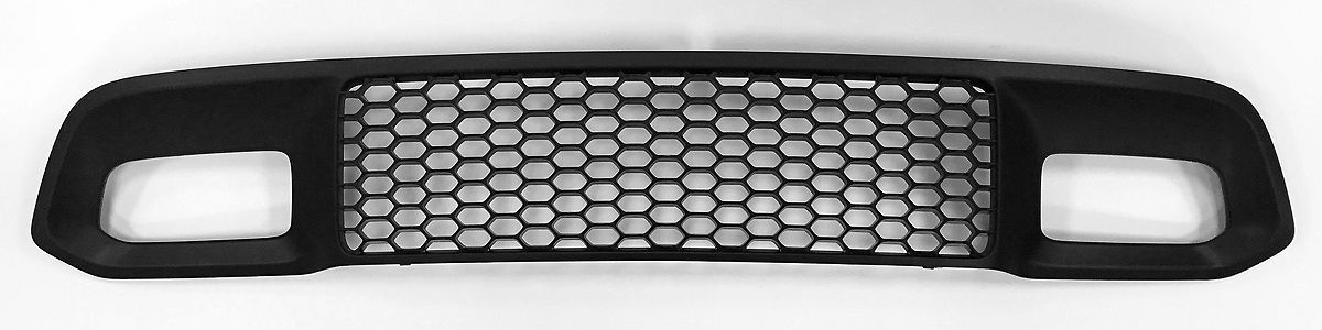 Lower Grill with Tow Hook Cut Outs for WK2 Grand Cherokee 2017-2020