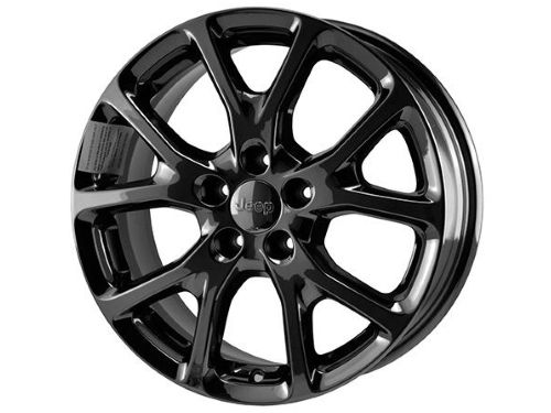 17-inch Cast Aluminum Wheel Kit (Jet Black)