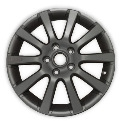"Mopar 18"" Dark Grey Metallic 10-Spoke Wheel for 2011-2019 Grand Cherokee WK2"