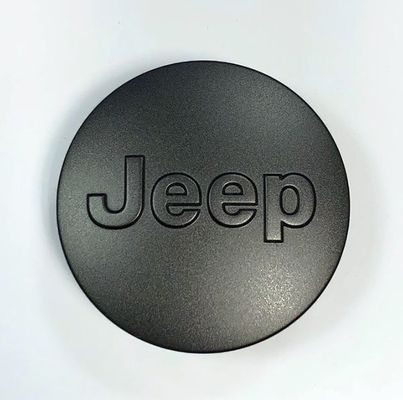Mopar Machined Granite Crystal Center Cap for Multiple Jeeps
