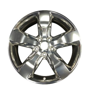 "20"" Bright Polished Aluminum Wheel"