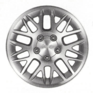 Mopar 2002 Style Avila Wheel for 1999-2004 Grand Cherokee WJ