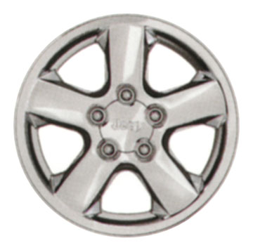 2003-2004 Grand Cherokee Rogue Chrome Clad Wheel