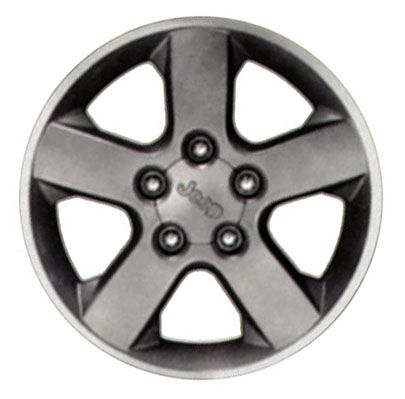 Mopar 2004 Style Freedom Rogue Cast Aluminum Wheel for 1999-2004 Grand Cherokee WJ