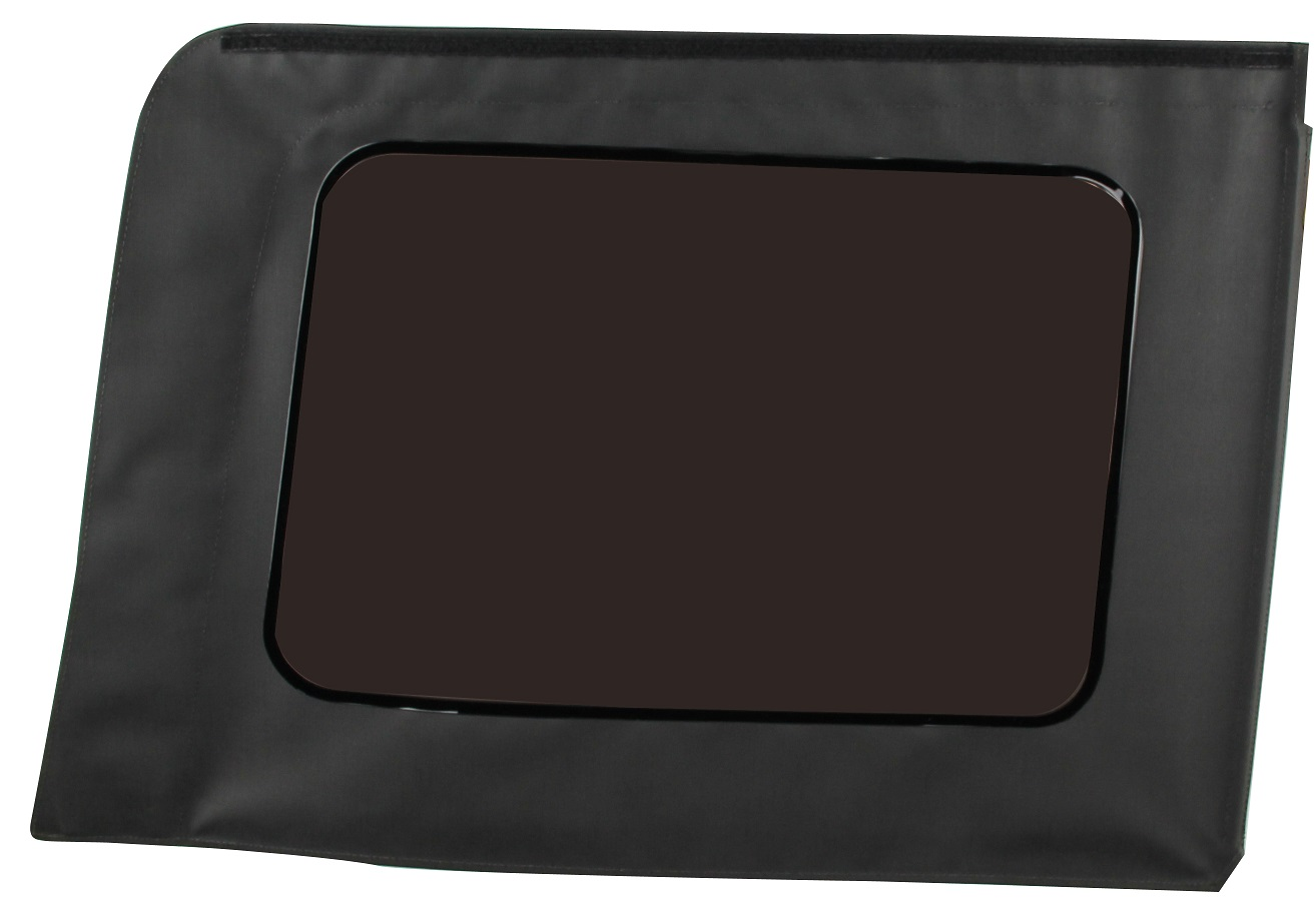 2010-2018 4DR Passenger Window - Standard Fabric