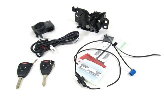 2010-2016 MK Compass & Patriot Factory Remote Start