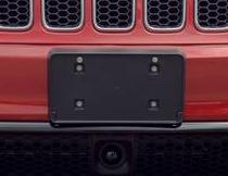 Mopar SRT8 Front License Plate Bracket for 2012-2020 Grand Cherokee WK2