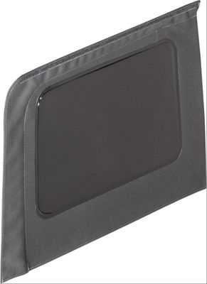 2013-2018 4DR Passenger's Side Window - Premium Fabric