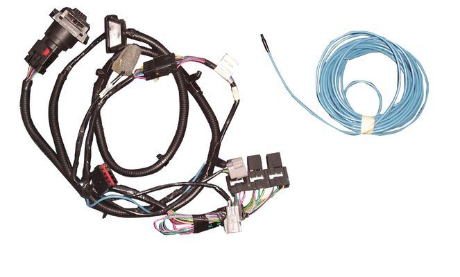 1996-1998 Grand Cherokee Trailer Wiring Harness