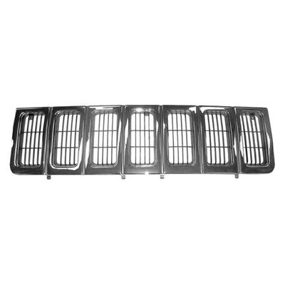 1998 Grand Cherokee Chrome Grill