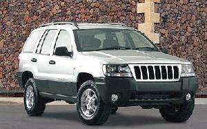 1999-2004 Jeep Grand Cherokee WJ Accessories on