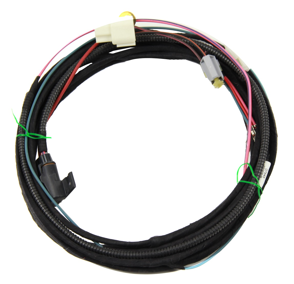 Adapter for KJ Liberty Trailer Hitch Wiring Harness