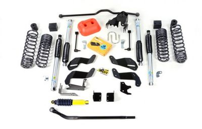 Mopar Jeep Performance Parts - JustForJeeps com