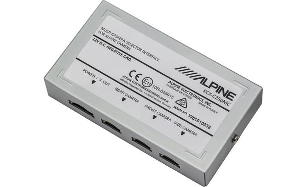 Alpine KCX-C250MC Multi-Camera Touchscreen Selector