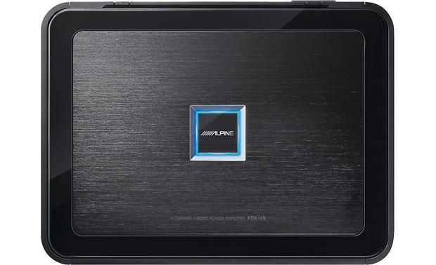 Alpine PDX-V9 5 Channel Power Density Digital Amplifier