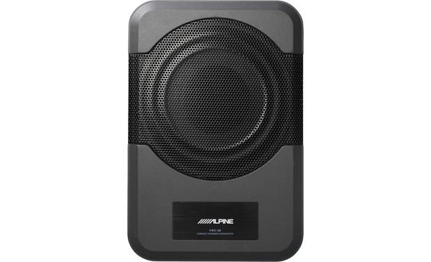 "Alpine PWE-S8 Compact Powered 8"" Subwoofer System"