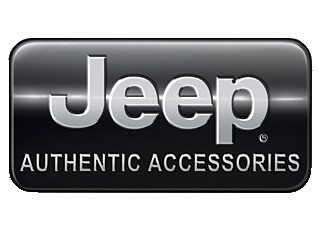 Mopar Authentic Jeep Accessories Badge for 1997-2020 All Jeeps