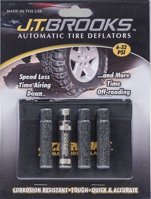 Automatic Tire Deflator - Single