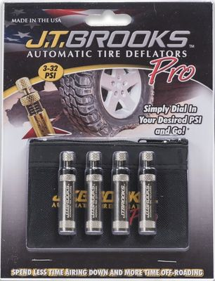 Automatic Tire Deflators Pro - Set of 4