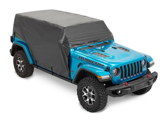 Bestop All Weather Trail Cover for 2007-2021 Wrangler JK/JL and 2020-2021 Gladiator JT