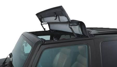 Bestop Sunrider for Wrangler JK with Hardtop