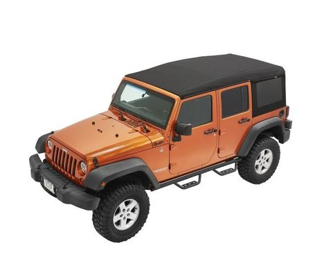 Bestop Supertop Ultra Soft Top for 2007-2018 Wrangler JK