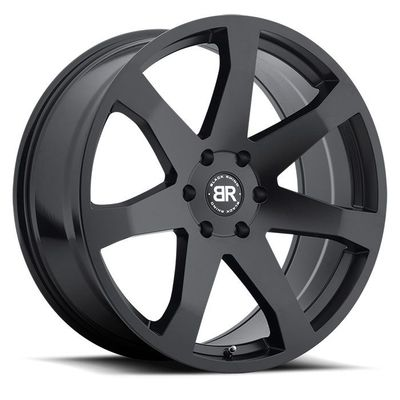 Black Rhino Mozambique Matte Black Wheel for 2011-2020 Grand Cherokee WK2
