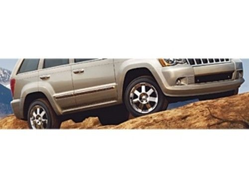 wk grand cherokee body kit ground effects 2009 Jeep Commander
