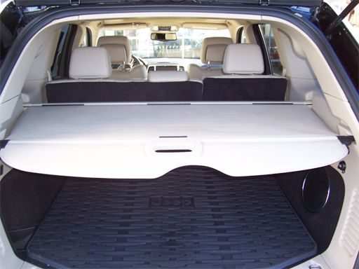 WK2 Cargo Area Security Cover