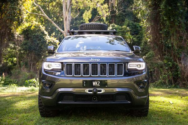 Chief Products WK2 Grand Cherokee Hidden Winch Mount # ...
