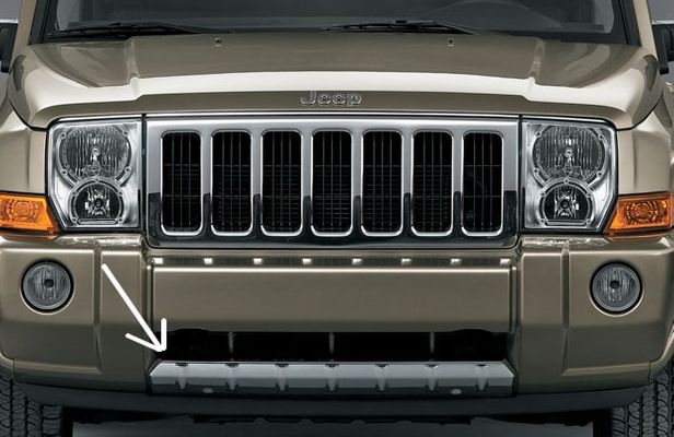 Chrome Bumper Molding
