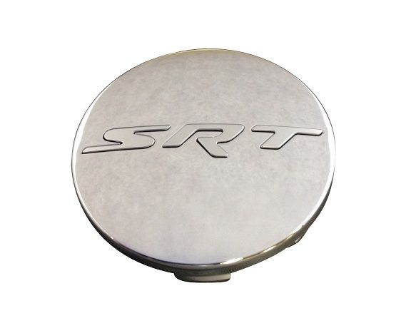 Chrome SRT Center Cap