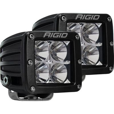 "Rigid Industries D-Series Pro 3"" LED Surface Mount Cube Lights (Comes as Pair)"