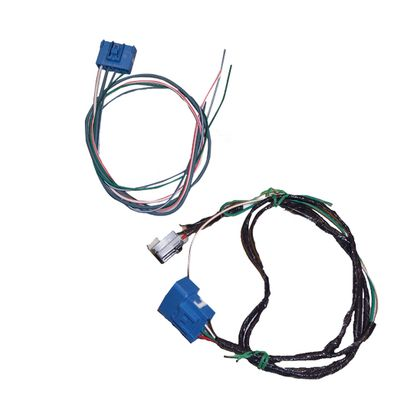 Mopar Electric Trailer Brake Controller Harness for 2005-2010 Grand Cherokee WK, 2011-2014 Grand Cherokee WK2, and 2006-2010 Commander XK