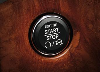 Engine Start/Stop Ignition Switch