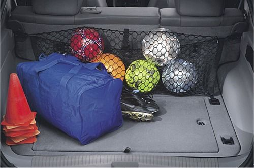 Mopar Envelope Cargo Net for 1999-2004 Grand Cherokee WJ and 2002-2007 Liberty KJ
