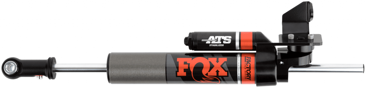 Fox Race Series 2.0 ATS Steering Stabilizer for 2018-2021 Wrangler JL and 2020-2021 Gladiator JT