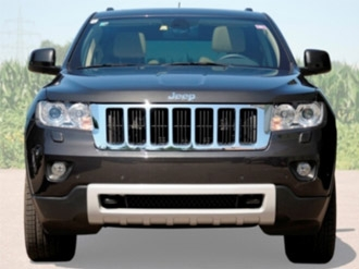 Jeep Front Bumper Molding For Grand Cherokee 2011 2013 Item 82212682 And 82212683 Wk2frontmolding