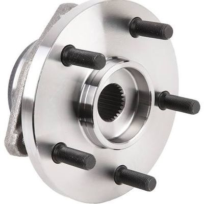 Front Hub and Bearing  for 1999-2004 WJ Grand Cherokee