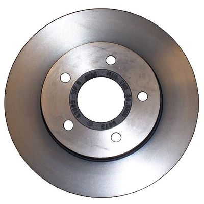 Mopar Front Rotors for 2005-2010 Grand Cherokee WK and 2006-2010 Commander XK