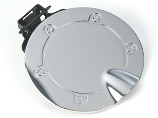 KJ Liberty Fuel Filler Door