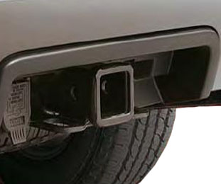 """Mopar 2"""" Trailer Hitch Receiver for 2005-2010 Grand Cherokee WK and 2006-2010 Commander XK"""