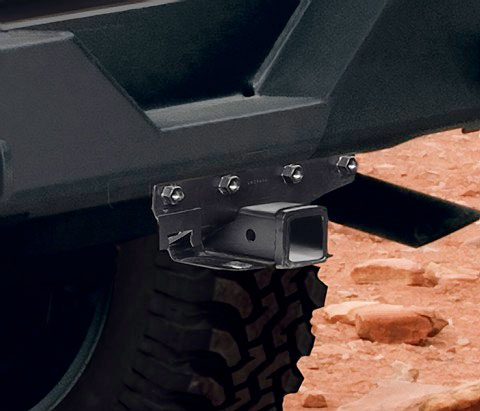 Trailer Hitch Receiver for 2007-2018 Wrangler JK