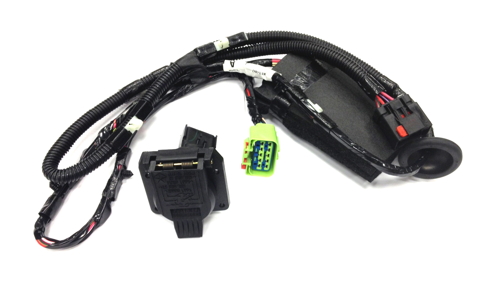 wj grand cherokee hitch receiver wiring harness 82206958. Black Bedroom Furniture Sets. Home Design Ideas